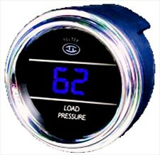 Teltek Load Pressure Gauge for Any Semi, Pickup Truck or Car with 0-150 PSI