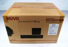 NEW Nuvo NV-I8GM Grand Concerto Amp 6-Source 8-Zone Home Audio System Unopened