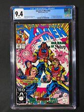 Uncanny X-Men #282 CGC 9.4 (1992) - 1st app of Bishop