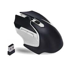 2.4GHz 3200DPI 6Buttons Optical USB Wireless Optical Gaming Mouse For PC Laptop
