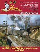 ARROW: Jan-Mar 2018 issue, NORFOLK & WESTERN Railroad Historical Society - (NEW)