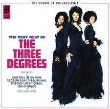The Three Degrees - The Three Degrees - The Very Best Of (NEW CD)