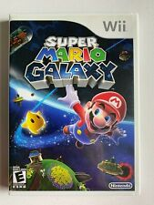 Super Mario Galaxy For Nintendo Wii - Complete with Manual