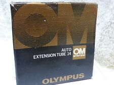 Olympus OM Extension Tube 14 fits OM-1 OM-2 OM-3 OM-4 OM-10 etc