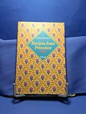Recipes From Provence by Andrée Maureau 1993 Softcover Illustrated