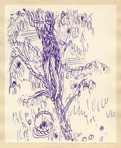 Pierre Bonnard lithograph printed in 1944 - 784608
