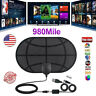 960 Mile Range Antenna TV Digital HD Skywire 4K 1080P Antena Digital Indoor HDTV
