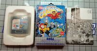 McDonalds Global Gladiators Sega Game Gear Boxed & Complete PAL UK *VGC*