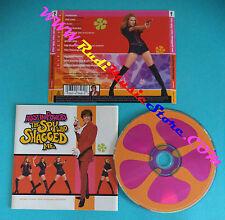 CD Austin Powers The Spy Who Shagged Me EU 1999 SOUNDTRACK no lp dvd mc(OST2)