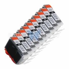 10 PGI-5 Black PGI-5 PGI-5BK Compatible Ink Cartridge for Canon Printer PGI-5 BK