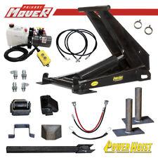 Complete Dump Trailer 12 Ton Hydraulic Scissor Hoist Kit – Power Hoist Ph630