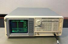 Stanford Research Systems SR760 FFT 102 kHz Spectrum Analyzer  TESTED