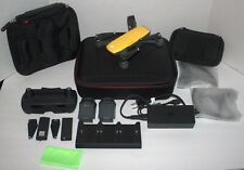 DJI Spark Fly More Combo And Extras (Yellow) ADULT OWNED MUST SEE