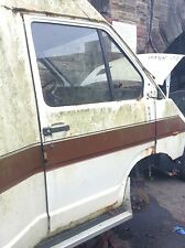 Renault Trafic Mk1 1980-1992 Offside Drivers Door Winnebago Le Sharo