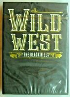 Wild West The Black Hills Playing Cards Poker Size Deck LPCC Limited New Sealed