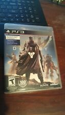 Destiny used game for PlayStation 3, no disk scratches or case damage.