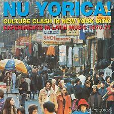 NU YORICA!:CULTURE CLASH IN NEW YORK CITY 1970-77 2 CD NEU