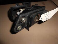 00-02 Mercedes W220 S500 S55 AMG CL500 Trunk Lid Lock Latch W / Key 2208210751