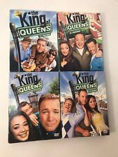 The King of Queens - Season 1, 2, 3, and 4 (DVD, 2005) All Disc's Counted