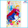 Disney Frozen Anna & Elsa 100% Cotton Beach Towel brand new