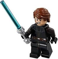 LEGO® Star Wars Anakin Skywalker Minifigure Blue Lightsaber From Set 75214