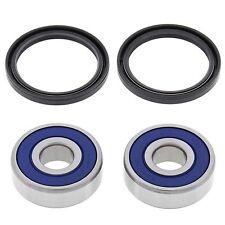 Kawasaki KDX400, KDX420, KDX 450, Front Wheel Bearings & Seals - KDX 400/420/450