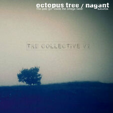 "OCTOPUS TREE / NAGANT TRD Collective V1 7"" . experimental electronic alternative"