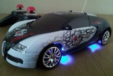 Bugatti Veyron ricaricabile radiocontrollo Macchina Telecomandata - RAPIDO