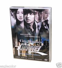 City Hunter Korean Drama (5DVDs) Excellent English & Quality - Box Set!