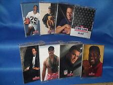 1993 Pro Line Fußball-mobil Komplettset (72) NFL Karten! Hofer' / LQQK!