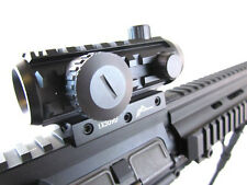 CLEARANCE - Tactical Illumination-1x30RD/M3- Red Dot Rifle Sight Scope