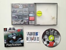 Formula One 98 SONY Playstation PS1-PS2 PAL FR