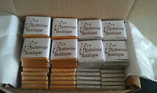 50 x PERSONALISED CHOCS,OWN LOGO/GIVAWAYS/ADVERTISING/CHRISTMAS/CUSTOMER GIFTS