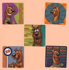 15 Scooby Doo - Large Stickers - Party Favors - Dog
