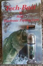 Great deal! Tech-Bait Electronic Fishing Lure, Bass and other Predator Fish.