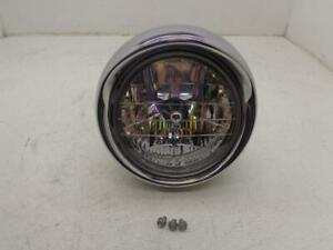 1997-2003 Honda GL1500 C/CT/CD Valkyrie HEADLIGHT UNIT LENS CASE