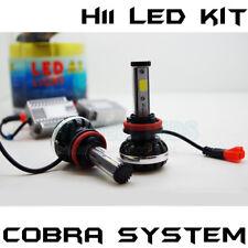 Último Diseño H11 cobra COB CREE 3000LM de alta potencia