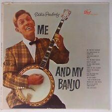 EDDIE PEABODY: Me and My Banjo COUNTRY BLUEGRASS ORIG 60s DOT Vinyl LP