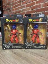 Dragon Ball Super Dragon Stars Series 6 Super Saiyan Blue Kaioken X10 Goku 2pk