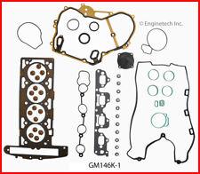 Engine Full Gasket Set ENGINETECH, INC. GM146K-1