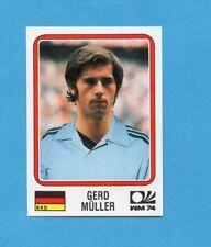 WORLD CUP STORY-PANINI 1990-Figurina n.73- GERD MULLER - GERMANIA BRD -NEW