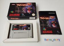 Super Nintendo SNES - Primal Rage - PAL - EUR