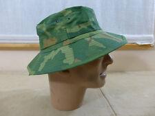 REPRO Taglia M (57/58) US Army Boonie Cappello Mitchell Leaf pattern Vietnam tropicale