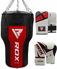 Rdx Dummy Punching Bag Heavy Torso Boxing Gloves Grappling Body Slam Man Pads B