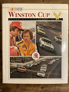 Nascar 1980 Winston Cup Grand National Series Year Book