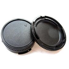 Kunststoff Body Cover+Objektiv Rear Cap  Canon FD Kamera & Objektiv Protect PAL