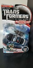 NEW Transformers Dark of the Moon DOTM MechTech Deluxe BARRICADE NRFP!