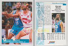 JOKER BASKET Serie A1 1994-95 - Giorgio Rifatti # 68 - Mint