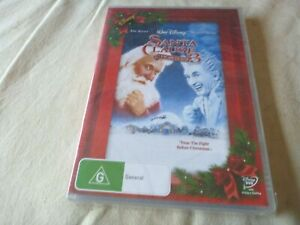 The Santa Clause 3 - The Escape Clause (DVD, 2009) Region 4 BRAND NEW SEALED