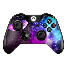 Skins Decal Wrap for Xbox One / One S Controller Galaxy Fluorescent